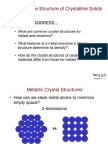Structure of Crystalline Solid.ppt