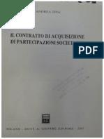 contratto aquisizione