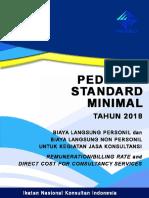 Billing Rate Inkindo 2018 Cetak