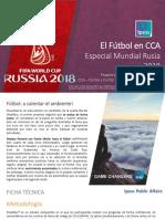 Especial Mundial Rusia 2018
