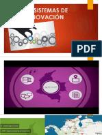 7. Ecosistemas de Innovación