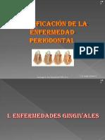 Clasificacindelaenfermedadperiodontal Jgc 111106184819 Phpapp01