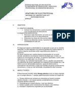 Informe Laboratorio de Electrotecnia 2