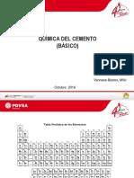 Tema 1. QUIMICA DEL CEMENTO_ Fundamentos Básicos