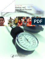 Diagnosis, Evaluation and Treatment of High Blood Pressure in Children and Adolescents