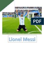 Biografía Lionel Messi