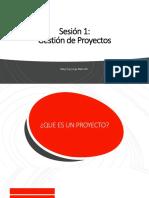 Sesion 1 Conceptos, Gestion de Proyectos y Etapas