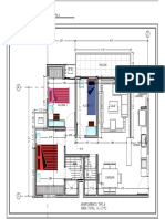 Tipologia Apartamento Tipo a Tamaño Carta