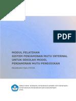modul pelatihan SPMI untuk pelatihan kepada sekolah.pdf