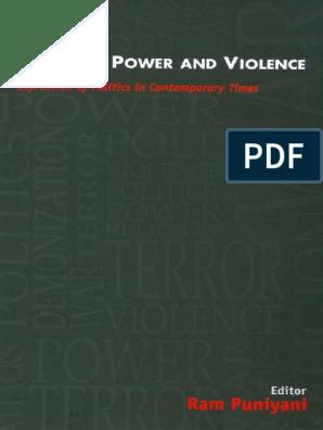 334845222 Ram Puniyani Religion Power And Violencepdf