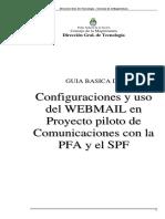 SPF_PFA 20100708 Instructivo Sobre El Uso de Plantillas en Webmail GENERAL