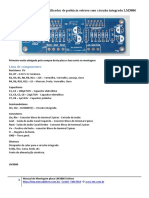 Manual Lm3886 Fpcb136