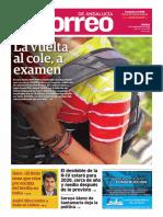 El Correo de Andalucia [11-09-18]