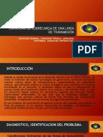 Presentación -Capacidad de Sobrecarga de Una Linea de Transmisión
