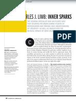Charles J. Limb Inner Sparks