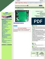 Schuman Generator DIY PCB 783B-PCB 7.83Hz Signaalgenerator (Schumannresonantie Frequentiegenerator) - Elektronisch