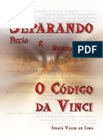 Separando Ficcao e Realidade Em - Josafa Valim de Lima
