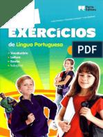 121 exercícios de língua portuguesa 5.º ano