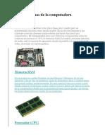 Partes internas de la computadora.docx