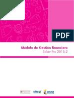 Guia de Orientacion Modulo de Gestion Financiera Saber Pro 2015 2