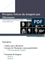 Pricipios de ultrassom