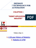03. 01-Chapter 1 Robot Applications in Industry