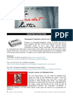 The Scarlet Letter Creative Activities