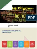 EDUP3053 Teknologi Untuk Pengajaran Dan Pembelajaran Jun 2017