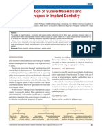 Critical Evaluation of Suture Materials and Suturing Techniques in Implant Dentistry.pdf