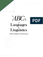 ABC of Languages