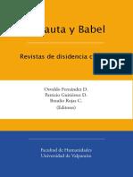 Amauta y Babel. volumen 2