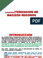 4. Caracterizacion de Macizos Rocosos 2015