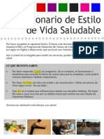 EWM Questionnaire Spanish