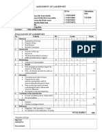 Lab Report Assessment CPD30302 July18