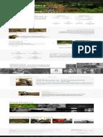 Wildlife Website Design