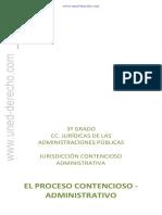 3.- Jurisdicccion Contencioso Administrativa