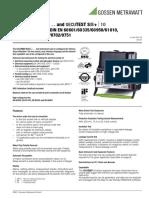 Prospect SECUTEST SIII+.pdf