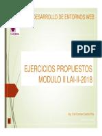 Asignaciones Lai 2018-2_desarrollo de Entornos Web