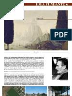 Pesci, Rubén. 10 Ideas Fundantes. 6 - Paisaje