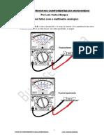 Teste Dos Principais Componentes Do Microondas