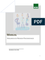 Manual Implementación Psicosocial