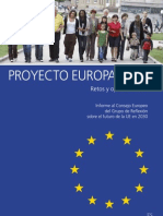 Project Europe 2030 Es
