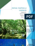 Ecosistemas Marinos y Costeros