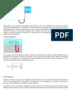 Fisica Principio de Bernulli