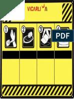 Display Spill Kit