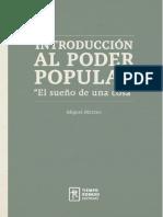 Introduccion Al Poder Popular Miguel Mazzeo