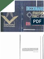 Ayala Ponce, Jaime - Diccionario masónico y esotérico.docx