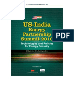Indo US Summit Sep2010