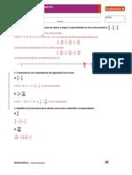 Evaluación b Con soluciones Unidad 5 mates