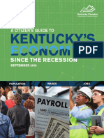 Kentucky Economic Report Sept 2018